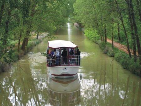 Canal de Castilla España