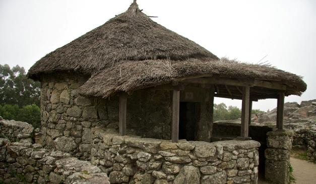 Castro celta de Chamartín