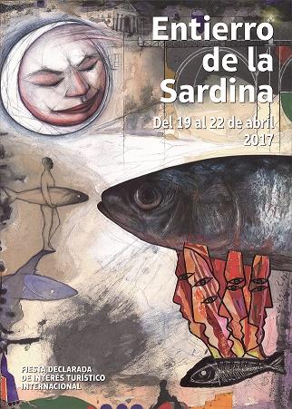 Entierro de la sardina Murcia 2017