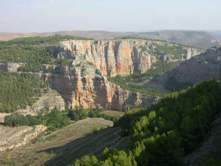 Guiarural. Senderismo por el cañón del río Mesa, un santuario para las aves. img_20100602191033.jpg