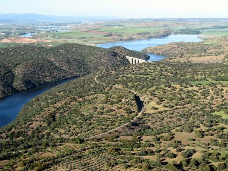 Guiarural. La Vía Verde de la Jara, descubriendo los montes de Toledo. img_20100614202954.jpg