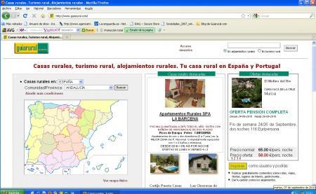Guiarural. Ahora puedes registrarte o publicar gratis tu alojamiento en Guiarural. img_20100907160855.jpg