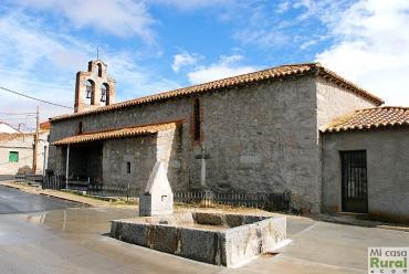 Guiarural. Casa rural con encanto en Avila Capital ciudad patrimonio. 3292_casamonica_18_g.jpg