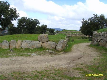 Guiarural. Ruta del Castro de Chamartín (Ávila). img_20100421180304.jpg