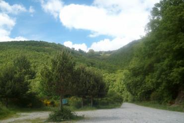 Guiarural. La Posada  de  Miraflores - turismo rural -. EmbalseMiraflores1.jpg