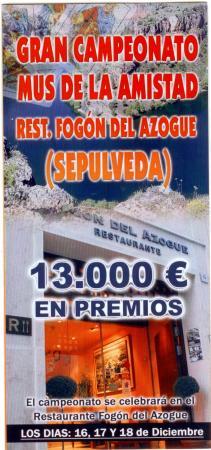 Hotel Vado del Duratón. Campeonato de Mus en nuestro Restaurante. img_20111110125954.jpg