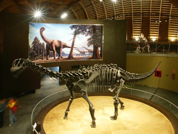 Museo Jurásico de Asturias - Turismo activo